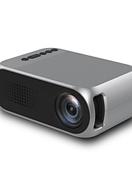 cheap -YG320 LCD Home Theater Projector LED Projector 400-600 lm Support 1080P (1920x1080) 24-80 inch Screen