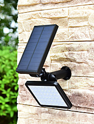 cheap -1PCS 2 in 1 Solar Powered LED Landscape Lighting Waterproof Outdoor Wall Spotlight Driveway Yard Lawn Pathway Garden for Tree Flag