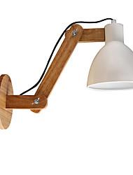 cheap -MAISHANG® Modern / Contemporary Wall Lamps & Sconces Living Room / Indoor Wood / Bamboo Wall Light IP20 110-120V / 220-240V 60W