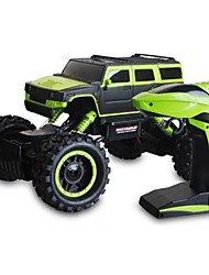 cheap -RC Car 1503 2.4G SUV 4WD High Speed Drift Car Rock Climbing Car Buggy (Off-road) 1:10 * KM/H Remote Control / RC Rechargeable Electric
