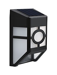 Недорогие -1шт 1,50 W Светодиоды на солнечной батарее LED освещение Жилой / Деловой / На открытом воздухе 2 Светодиодные бусины