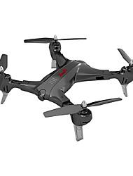 baratos -RC Drone XY017HW Canal 4 2.4G Com Câmera HD Quadcópero com CR Retorno Com 1 Botão / Modo Espelho Inteligente / Flutuar Quadcóptero RC /