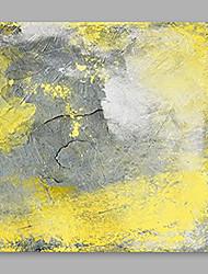 economico -Dipinta a mano Astratto Modern Un Pannello Tela Hang-Dipinto ad olio For Decorazioni per la casa