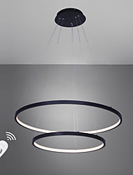 Dimmable Led 50W Pendant Light/ Modern Design/ LED Ring/ 220V~240/100~120V/Special for office,Showroom,LivingRoom