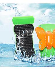 abordables -Aquarium Produits d'Entretien Magnétique Plastique