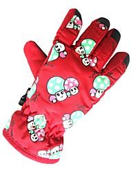 cheap -Ski Gloves Children's Full-finger Gloves Keep Warm Waterproof Breathable Other Material Ski / Snowboard Winter