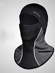 baratos -Máscaras de Esqui Inverno Prova-de-Água Térmico/Quente A Prova de Vento Moto Homens Elastano Sólido