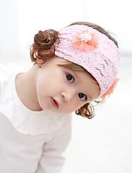 abordables -Accessoires Cheveux Toutes les Saisons Autres Bandeaux Fille - Rouge Rose Claire