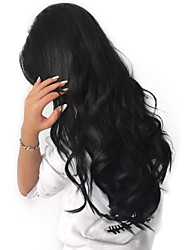 cheap -Peruvian Hair Unprocessed Virgin Human Hair Body Wave Human Hair Weaves 3pcs