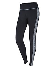 cheap -Women's Running Tights Stretchy Pants / Trousers Tights Yoga Running Rayon Spandex Black S M L