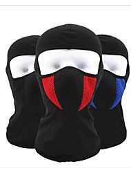 baratos -Máscara Facial Máscaras de Esqui Todas as Estações Manter Quente Acampar e Caminhar Esqui Exercicio Exterior Ciclismo / Moto Trilha