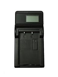 ismartdigi cnp20 lcd usb camera cargador de batería para casio cnp20 np20 ex-z60 z65 z70 z75 s770 m1 m2 s1