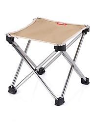 Недорогие -Складное туристическое кресло Складной Алюминиевый сплав Нейлон для Походы