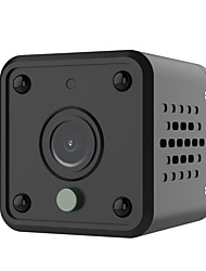economico -rilevamento veskys® 1.0mp 720p hd mini wireless wifi telecamera integrata microfono per la notte