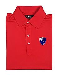 Per donna Manica corta Golf T-shirt Felpa Allenamento Traspirabilità Golf