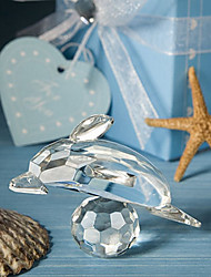 cheap -Choice Crystal Dolphin Wedding Favor