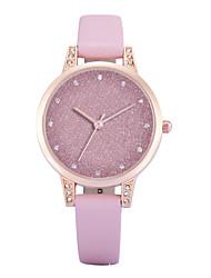 preiswerte -Damen Kinder Simulierter Diamant Uhr Einzigartige kreative Uhr Modeuhr Chinesisch Quartz Chronograph Wasserdicht Armbanduhren für den