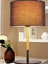 Krystal Krystal Bordlampe Til Metal 220-240V Hvid Sort