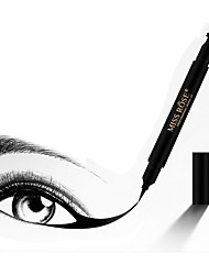 preiswerte -Make-up Utensilien Eyeliner / Lidstrich / Make-up Utensilien / Flüssigkeit Flüssigkeit Einfach zu tragen Alltag Alltag Make-up / Halloween Make-up / Party Make-up