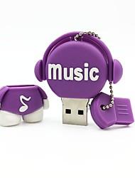 Недорогие -Ants 4 Гб флешка диск USB USB 2.0 пластик