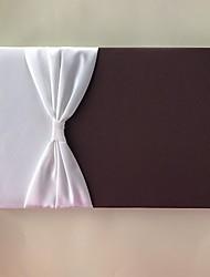 Satén Romantika Fantazie SvatbaWithMašle 1 krabice Návštěvní kniha