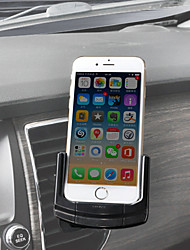 cheap -Car Mobile Phone mount stand holder Air Outlet Grille Dashboard Universal Buckle Type Stickup Type Holder