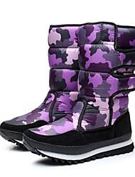cheap -Women's Snow Boots Winter Sports Fabric Winter Anti-Slip Heat Retaining