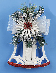 1pç Natal Enfeites de Natal Decorações de férias,15*23