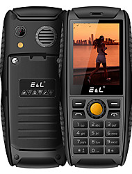 E&L S200 2.4 Zoll Handy ( 32MB + Andere 0,3 MP Andere 2000 )