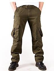 Men's Hiking Cargo Pants Outdoor Trainer Walking Pants / Trousers Hiking Camping Walking