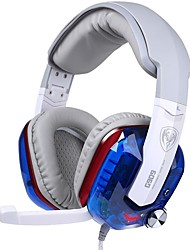 SOMIC G909 Headset with 7.1 sound effect game German VIB synergistic shock unit
