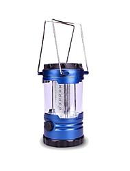 Lanterne e lampade da tenda LED 200 lm Automatico Modo LED pile incluse Adattabile Semplice Campeggio/Escursionismo/Speleologia Blu
