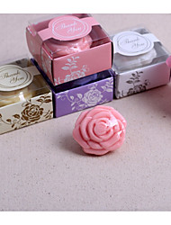 cheap -Wedding Birthday Party Bonded Gifts Bath & Soaps Garden Theme Butterly Theme-4 6