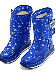 abordables -Mujer Botas de nieve Botas de invierno Tejido Ejercicio al Aire Libre Deportes de Nieve Deportes de Invierno Calzado de Nieve Listo para