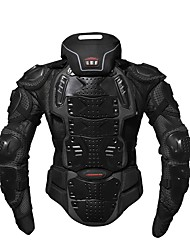 cheap -HEROBIKER Motorcycle Armor Off-Road Racing Body Protector Jacket Motocross Motorbike Jacket Motorcycle Jackets  Neck Protector