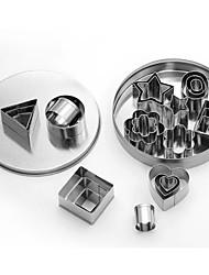 cheap -Bakeware tools Stainless Steel + A Grade ABS Heatproof Baking Tool Cookie Pie Tools