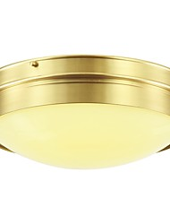 cheap -ZHISHU Flush Mount Downlight - Mini Style, 110-120V / 220-240V LED Light Source Included / 10-15㎡ / LED Integrated
