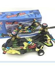 cheap -Toy Airplane Plane Fantacy Plane / Aircraft Parent-Child Interaction Electric Soft Plastic Boys' Kid's Gift 1pcs