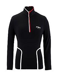 Per donna Manica lunga Golf T-shirt Allenamento Traspirabilità Golf