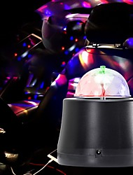 cheap -LED Stage Light / Spot Light Auto 3 for Wedding Dance DJ Birthday Party Portable Professional High Quality