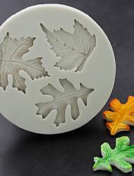 baratos -Ferramentas bakeware silica Gel Férias / Aniversário / Ano Novo para Candy Redonda Moldes de bolos 1pç