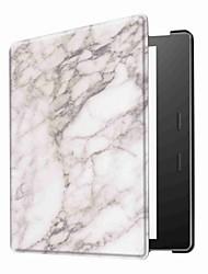 Недорогие -7-дюймовый магнитный узор с пряжкой pu кожаный чехол со сном для оазиса Amazon Kindle (2017)