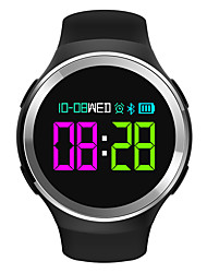 cheap -Smart Watch Heart Rate Monitor Pedometer Remote Control Activity Tracker Sleep Tracker Call Reminder Bluetooth4.0 iOS Android No Sim Card