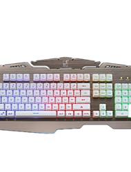economico -chasing panther g600 supporto per tastiera con interfaccia usb cablata per retroilluminazione impermeabile