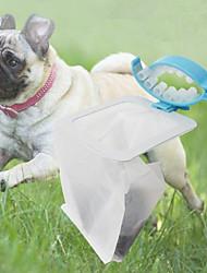 baratos -Cachorro Treino Sacos de Lixo Ajudas de Comportamento Portátil