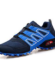 economico -Da uomo Scarpe Tulle Fibra di carbonio Primavera Estate Autunno Comoda scarpe da ginnastica Escursionismo per Sportivo Nero Grigio Blu