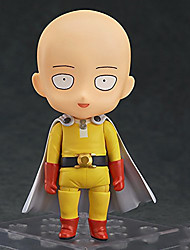 Недорогие -аниме фигуры, вдохновленные одноручным человеком saitama pvc cm модель игрушки куклы игрушка