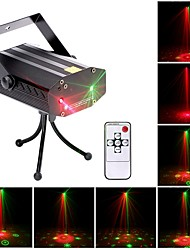 cheap -U'King Laser Stage Light DMX 512 Master-Slave Sound-Activated Remote Control for Club Wedding Stage Party Outdoor Professional High