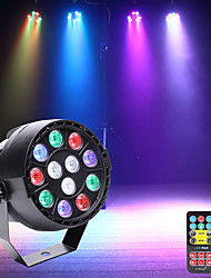 U'King LED Stage Light / Spot Light LED Par Lights DMX 512 Master-Slave Sound-Activated Auto 15 for Party Stage Wedding Club Professional
