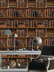 abordables -Décoration artistique Motif Décoration d'intérieur Classique Revêtement, PVC Matériel Ruban Adhésif fond d'écran, Couvre Mur Chambre